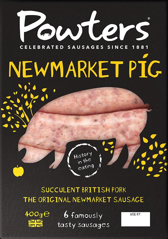 Newmarket Pig